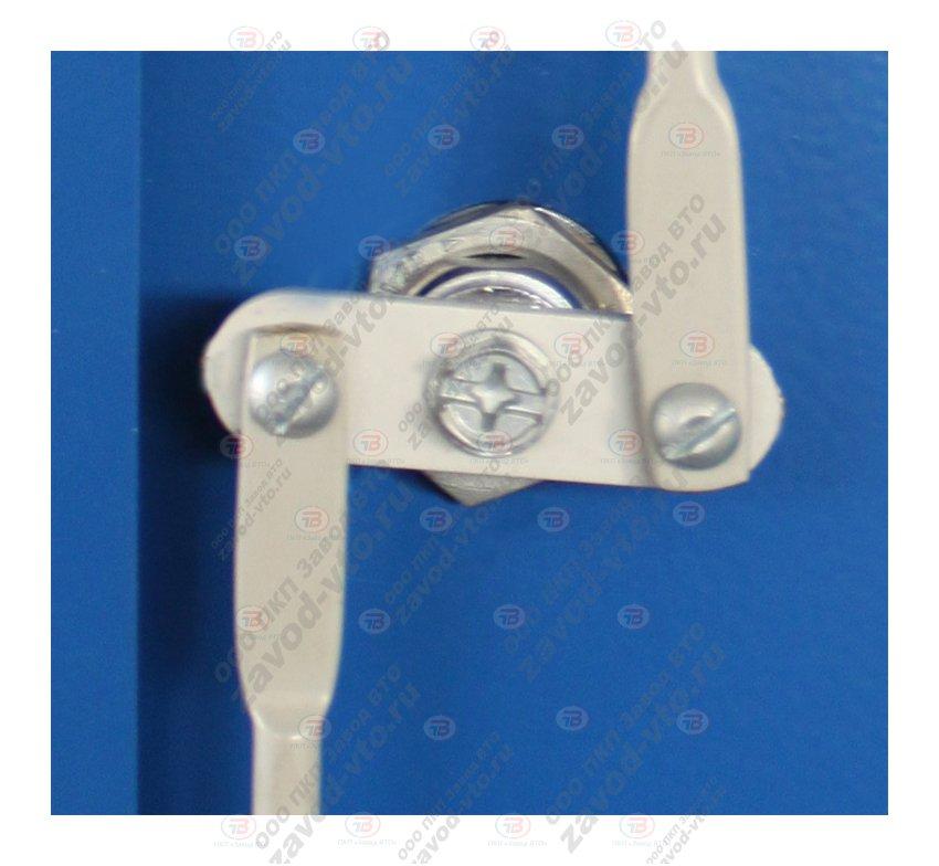 ШОМ-02-02 исп.2 шкаф для одежды с ригельной системой запирания
